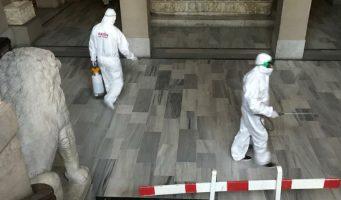 В Турции сегодня от коронавируса умерло еще 126 человек