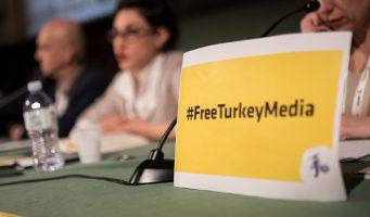 154 из 180. Турция в рейтинге свободы прессы