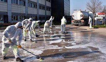 В Турции количество погибших от коронавируса превысило 2200 человек