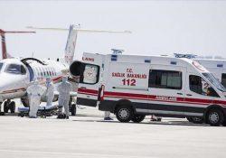Инфицированного коронавирусом миллионера и сторонника ПСР доставили в Турцию спецбортом Минздрава