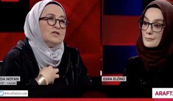 Сторонница Эрдогана призналась, что готова убивать ради своего лидера