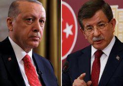 Давутоглу спросил Эрдогана о намерениях