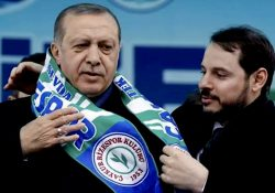 Албайрак: Огромная честь быть зятем Эрдогана