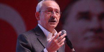 Кылычдароглу потребовал от Эрдогана найти виновных в коррупционном скандале