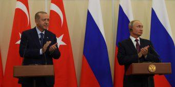 Отдаляется ли Турция от России?