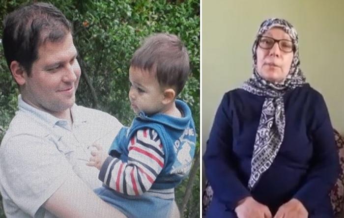 Мать похищенного Юсуфа Бильге Тунча: 9,5 месяцев не знаю, где мой сын