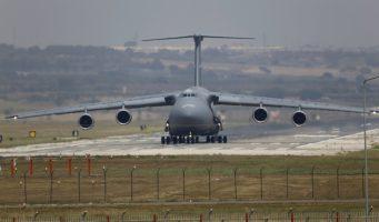 Военные самолеты Турции, отправленные с гуманитарной помощью в ЮАР, возвратились с грузом вооружения