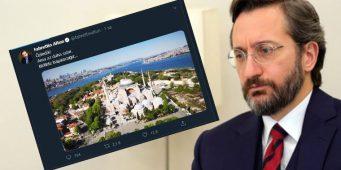 Подчиненный Эрдогана попытался твитом сменить повестку дня?