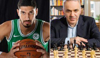 Легендарный шахматист Гарри Каспаров: Возразите тому, что творится в Турции