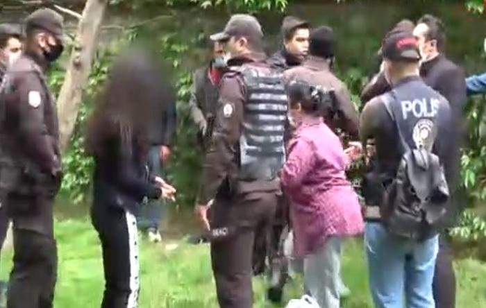 Полиция отпустила трех подозреваемых в домогательстве девочки