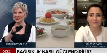 Ведущая TRT стала предметом шуток в сети