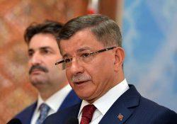 Давутоглу напомнил Эрдогану об острове Мэн