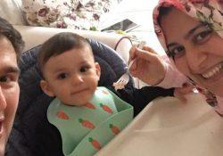 Арестована беременная учительница с мужем: Без отца и матери остался годовалый сын