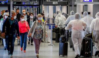 Германия включила Турцию в страны с высоким риском по коронавирусу