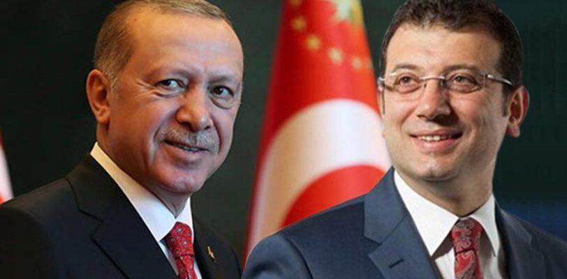 Опрос: Мэр Стамбула Имамоглу обойдёт Эрдогана на президентских выборах