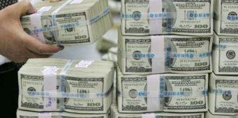 Государственные банки Турции использовали 50 миллиардов долларов, чтобы держать доллар ниже 7 лир