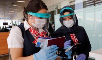 Германия считает тесты на коронавирус в Турции сомнительными