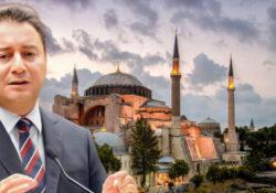 Бабаджан: Развивая тему с Айя-Софией власти пытаются скрыть большие проблемы