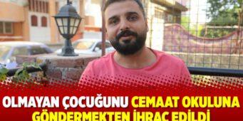 Лабиринты турецкого правосудия. Не имеющего детей мужчину уволили за то, что «его дети» ходили в школу, связанную с движением Гюлена