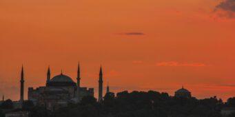 Обозреватель: Трансформация собора Святой Софии сигнализирует о досрочных выборах