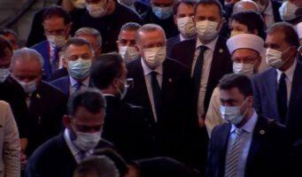 Айя-София в мировых СМИ: Эрдоган манипулирует националистами