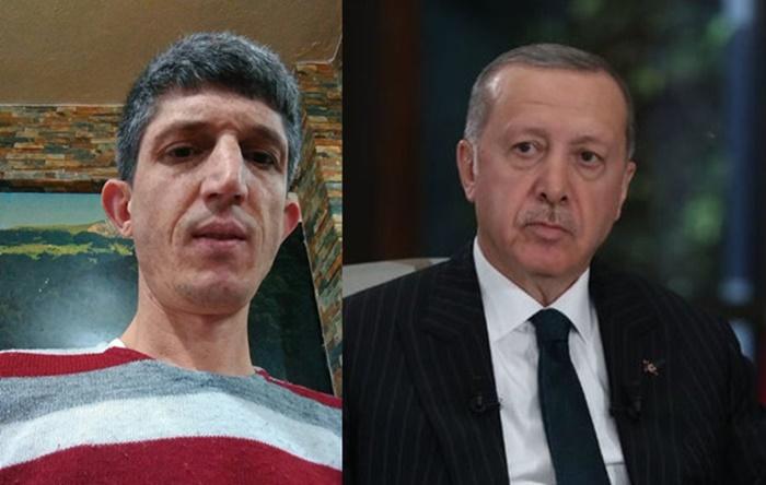 Жизнь мужчины резко изменилась за критику Эрдогана: Я на грани самоубийства