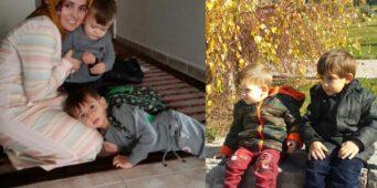 Арест матери: Двое детей остались без родителей