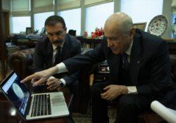 Бахчели распрощался с Twitter. Его примеру последовали однопартийцы