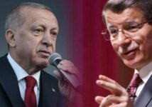 Давутоглу резко ответил об Эрдогане