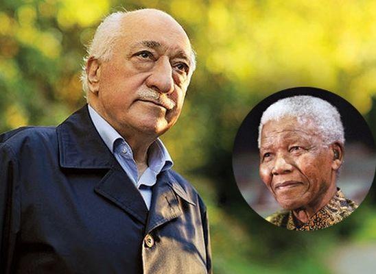 Гюлен, как и Мандела, служит во имя мира