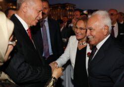 Перинчек потерял надежду на Эрдогана?