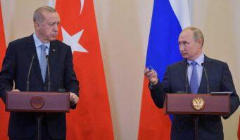 Эрдоган гарантировал Путину сохранить Айя-Софию