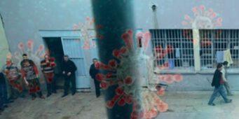 Власти скрывают данные по ситуации с распространением коронавируса в тюрьмах Турции