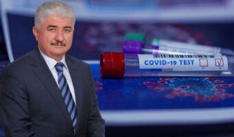 Депутат ПСР сдал восемь тестов на коронавирус за месяц