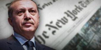 New York Times: Риск экономического коллапса в Турции увеличивается