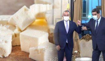 Указ Эрдогана: Турция будет импортировать из Венесуэлы сыр