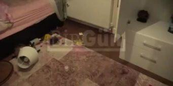Появились первые кадры из комнаты Надиры Кадировой: Заметны следы борьбы