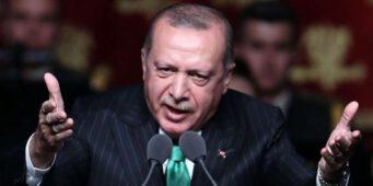 Эрдоган снова заявил о том, что МВФ просил ссуду в 5 млрд