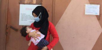 Злодеяния режима ПСР: 14-месячную Бахар лишили материнского молока