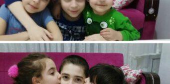 Трое детей остались одни после ареста родителей