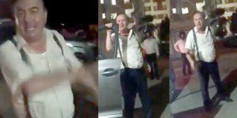 Турецкий судья набросился и обматерил полицейских, пытавшихся его задержать за пьяное вождение