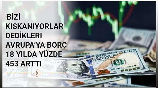 18 лет правления ПСР: Внешний долг частного сектора Турции странам Европы вырос на 453%