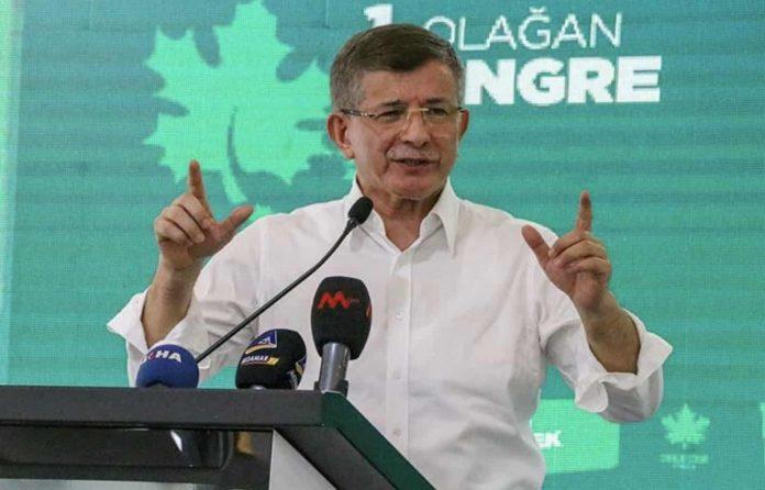 Давутоглу пригрозил Эрдогану: За это мы с вас спросим