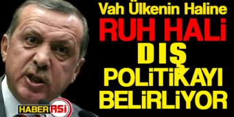 Давутоглу: Внешняя политика Турции зависит от настроения Эрдогана