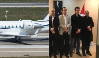 Турецкие спецслужбы использовали частную авиакомпанию в качестве прикрытия для похищения и вывоза критиков Эрдогана из-за границы