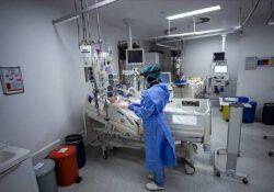 В больницах Анкары нет мест, пациентов держат на носилках