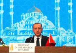 Молчание Эрдогана и ответ Макрону