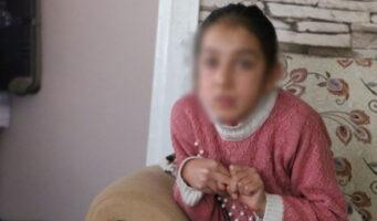 Ребенок-инвалид потерял речь после ареста отца