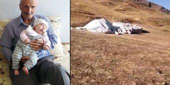 Умер выброшенный из вертолета отец семерых детей