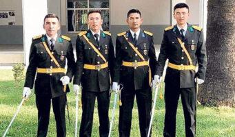 Турецкий офицер с киргизскими корнями покончил с собой из-за травли командира погранзаставы